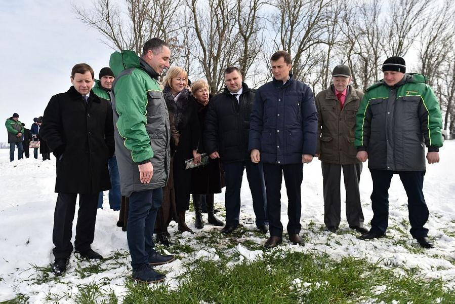 В Усть-Лабинском районе обсудили предстоящий сельскохозяйственный сезон