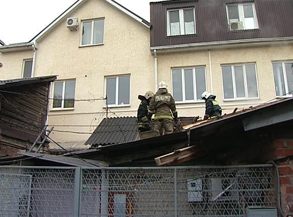 Спасатели напомнили о пожароопасности во время отопительного сезона