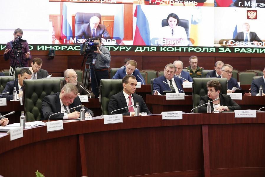Кондратьев предложил утилизировать на Кубани нелегальный алкоголь