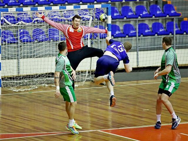 ГК СКИФ провел последний домашний матч предварительного этапа Суперлиги