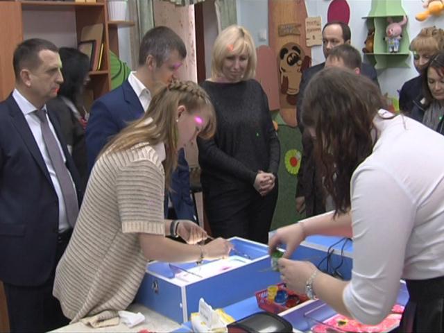 В поселке Гайдук Новороссийска открыли новое здание начальной школы