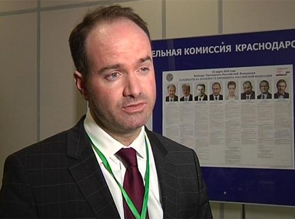 Наблюдатель из Германии отметил высокий уровень организации выборов на Кубани