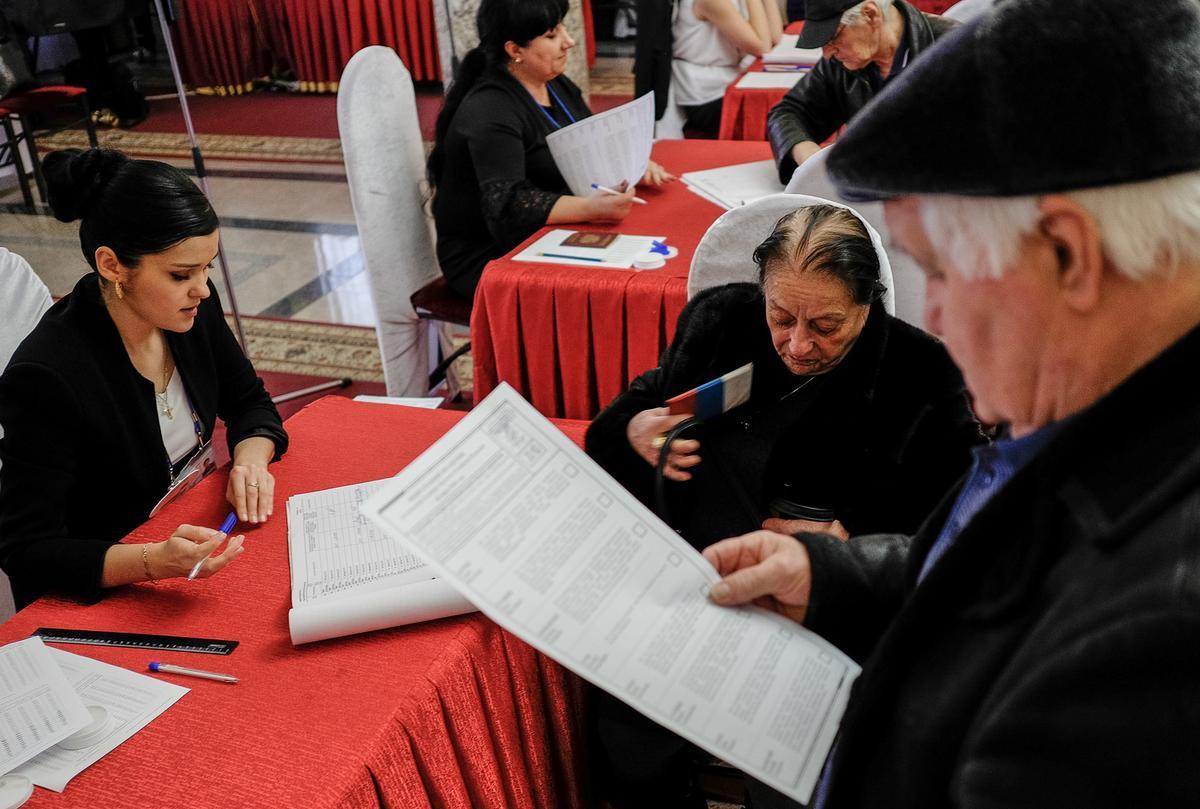 В некоторых сельских районах Кубани явка на выборы превысила 80%