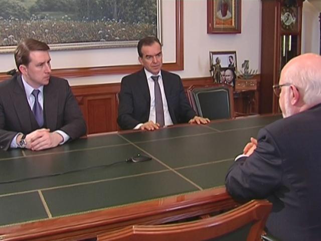 В Краснодаре прошло выездное заседание СПЧ при президенте РФ