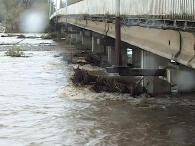 В Краснодарском крае объявлена угроза паводков