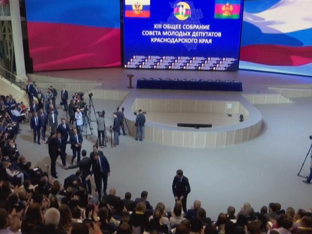 Молодые депутаты Кубани подвели итоги работы за 2017 год
