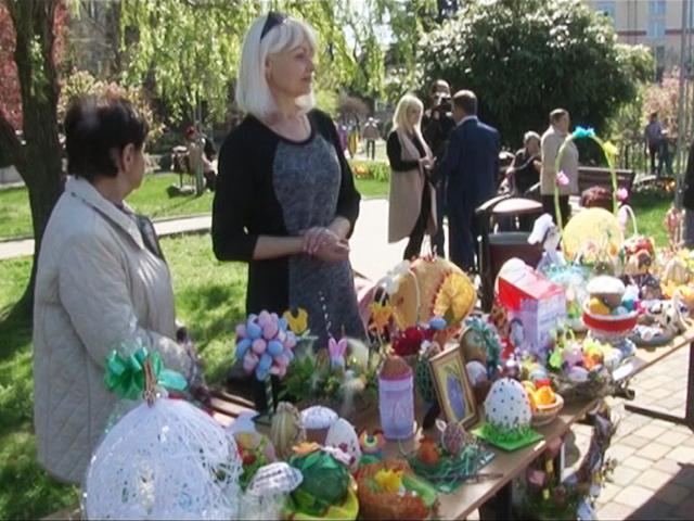 В Туапсе прошла благотворительная ярмарка для подопечной «Края Добра»