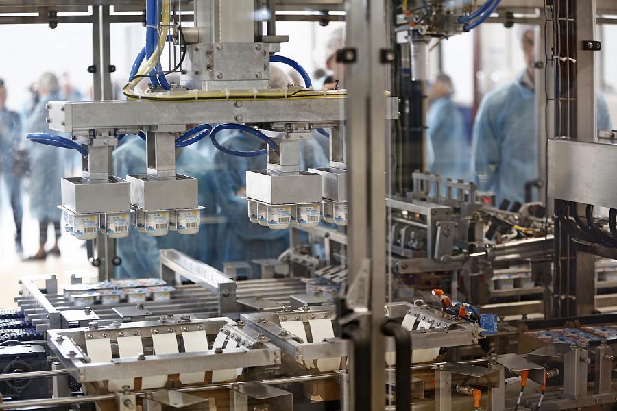 В Тимашевске запустили первый завод по производству детского питания на юге России