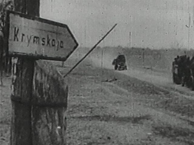В Крымском районе отмечают 75-летие освобождения от немецко-фашистских захватчиков