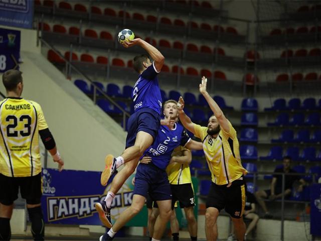 Как сыграли ГК СКИФ и «СГАУ-Саратов» в Краснодаре