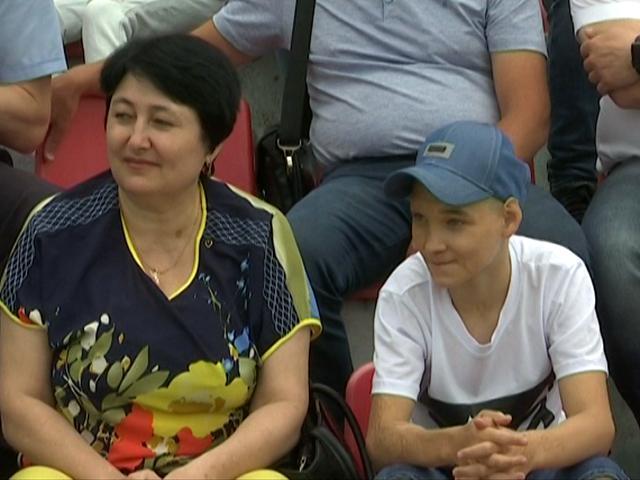 На благотворительном матче в станице Брюховецкой собрали 500 тыс. рублей