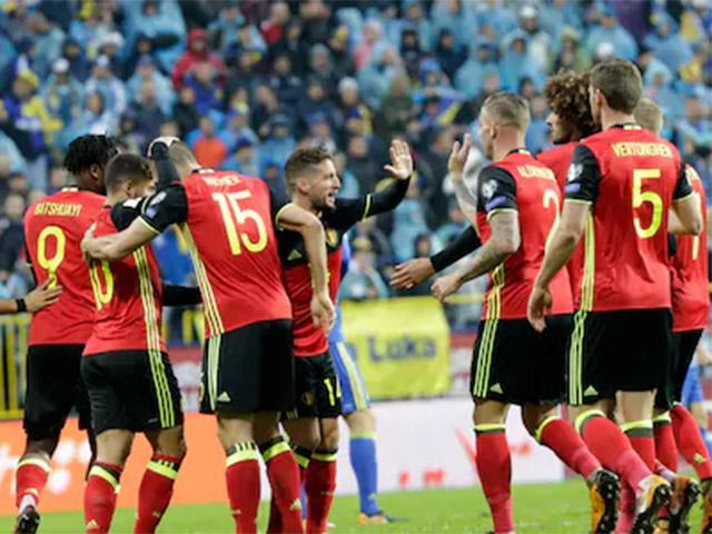 Кто в составе сборных Бельгии и Панамы сыграет на стадионе «Фишт»