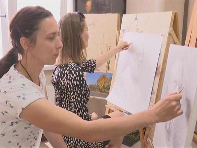 В краснодарской студии Геннадия Квашуры сдадут экзамен 50 учеников