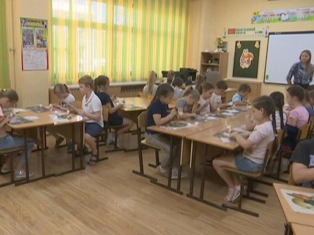 В краснодарской школе № 96 открыли летний экологический лагерь