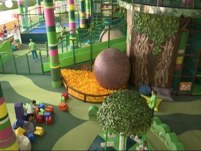 В Сочи открылся детский развлекательный комплекс «Страна Медведия»