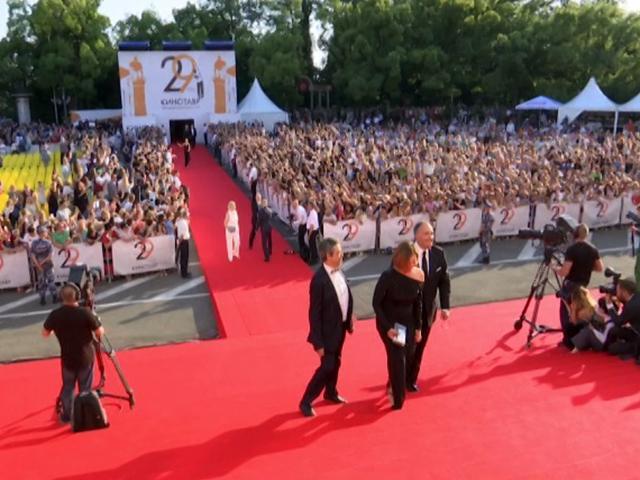 В Сочи начались конкурсные показы 29-го кинофестиваля «Кинотавр»