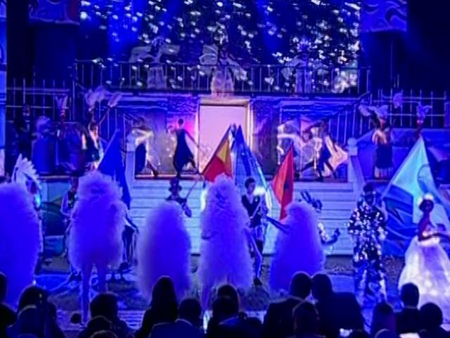 Как прошел карнавал в Геленджике