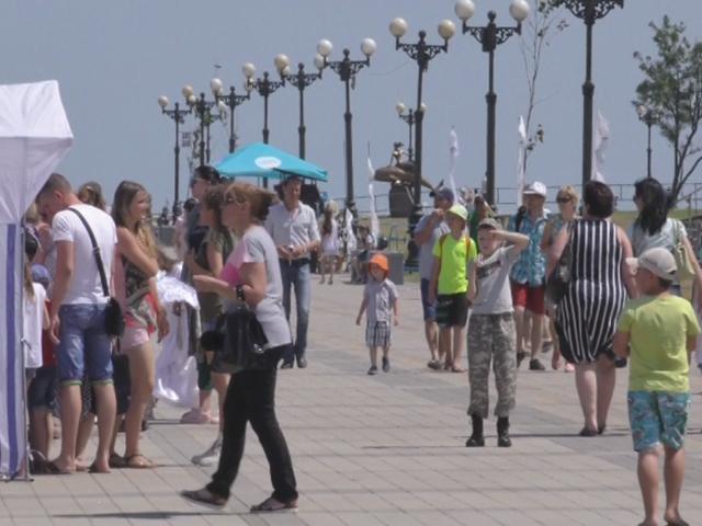 В Новороссийске прошел этап фестиваля «Античное наследие России»