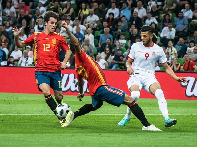 Как прошел матч футбольных сборных Испании и Туниса в Краснодаре