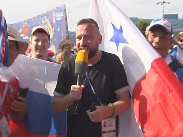Корреспондент «Кубань 24» пообщался с болельщиками перед матчем Бельгия — Панама