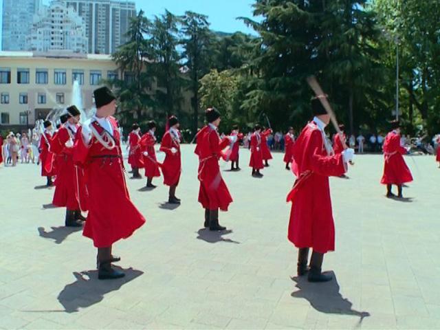 В Сочи к обеспечению порядка во время ЧМ привлекли 700 казаков-дружинников