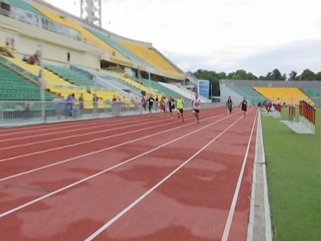 В Краснодаре прошел краевой чемпионат по легкой атлетике