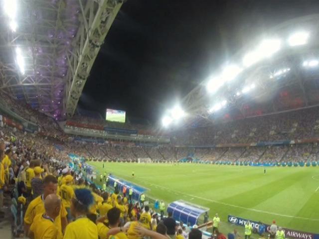 Как прошли предыдущие пять игр чемпионата мира по футболу в Сочи