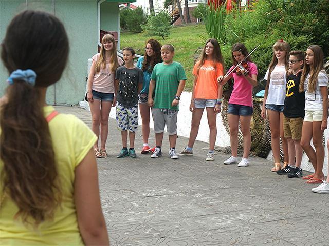 За июнь в дневных лагерях отдохнули 65 тыс. кубанских школьников