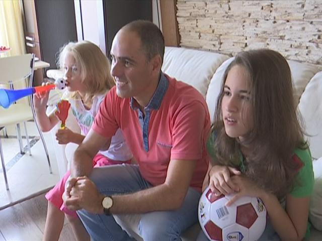 Игры сборной России на ЧМ совпали с важными для семьи из Сочи датами