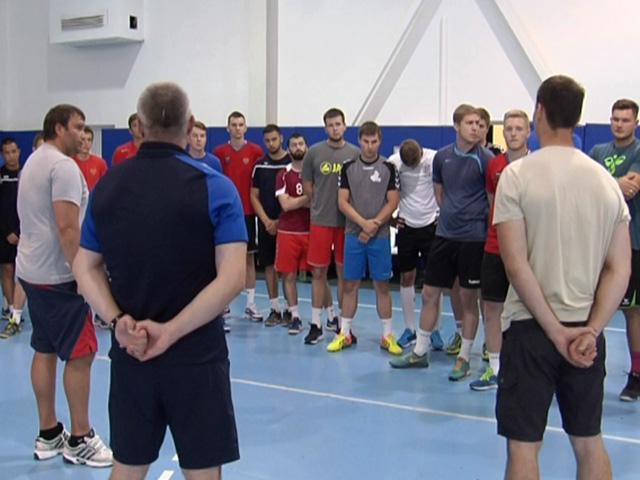 ГК СКИФ начал тренировки после отпуска