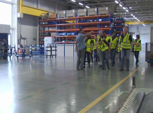 Фермеры из Австралии посетили завод сельхозтехники в Краснодаре