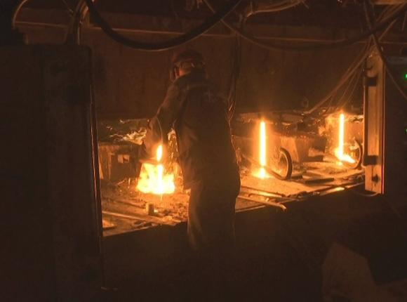 Сотрудники Абинского электрометаллургического завода отметили профессиональный праздник