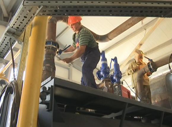 В Краснодаре работники ЖКХ начали подготовку к отопительному сезону