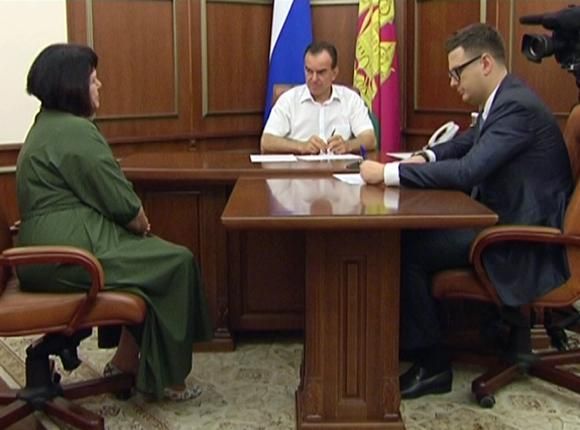 Вениамин Кондратьев: деньги системно предусмотрели на строительство офисов ВОП