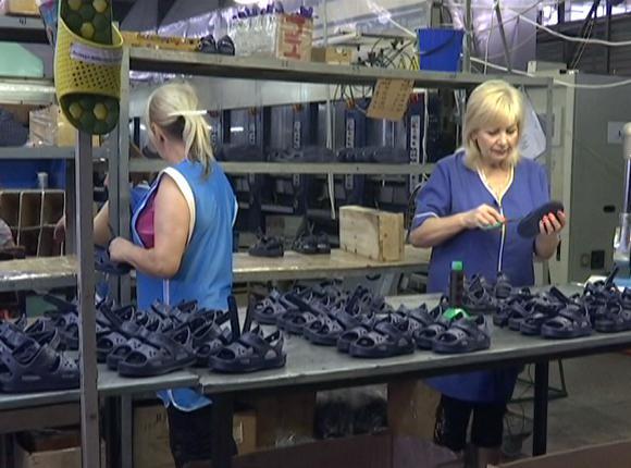 На обувной фабрике Новороссийска появятся 300 новых рабочих мест