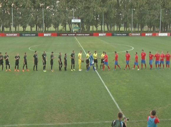 ФК «Краснодар-3» в дебютной игре ПФЛ обыграл СКА из Ростова-на-Дону