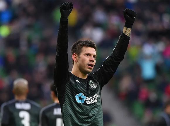 Федор Смолов: с детства мечтаю выиграть Лигу чемпионов с «Миланом»