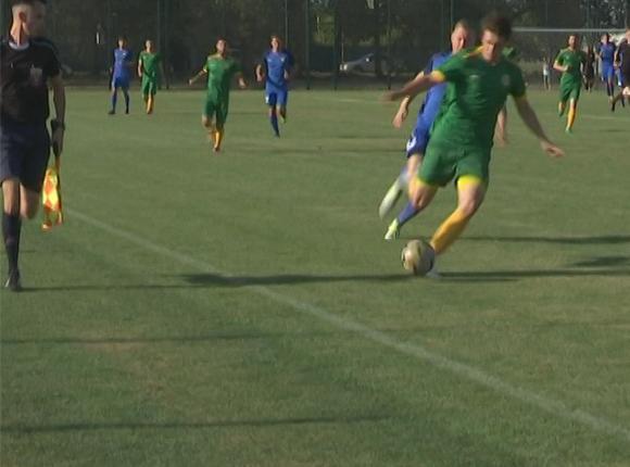 ФК «Колос» обыграл «Кубанскую корону» в матче 12-го тура чемпионата края