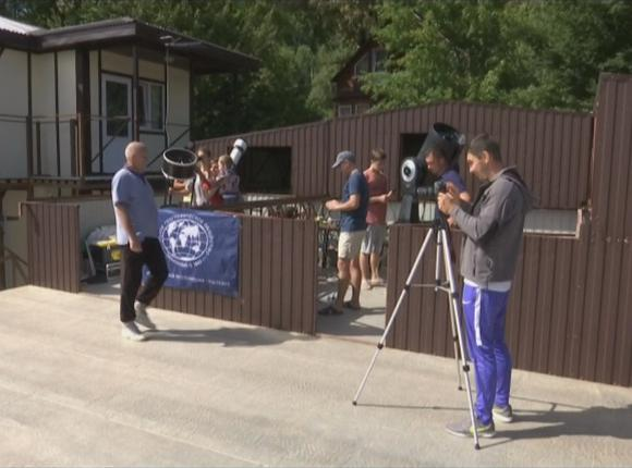 Астрономы на базе обсерватории КубГУ наблюдают метеорный поток
