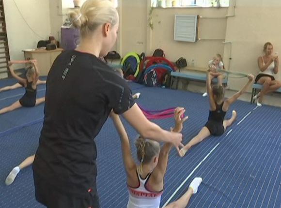 Чемпионка мира по художественной гимнастике проводит мастер-классы в Краснодаре