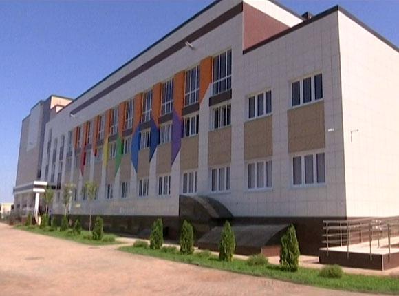 В Краснодаре торжественно открыли новую школу