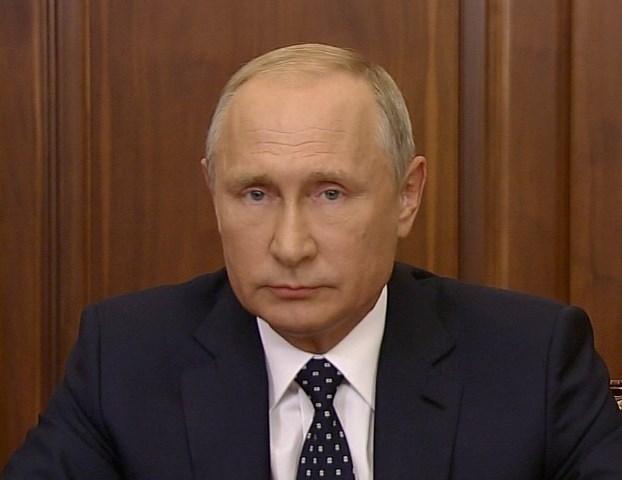 Путин обратился к россиянам по поводу пенсионных изменений