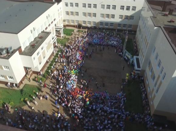 В Краснодаре начала работу новая школа на улице Героя Яцкова