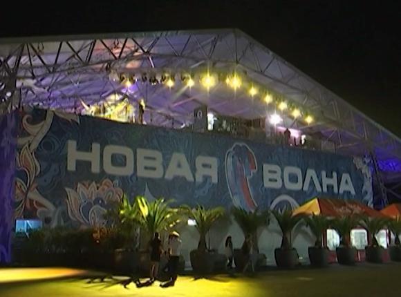 В Сочи прошел гала-концерт музыкального конкурса «Новая волна»