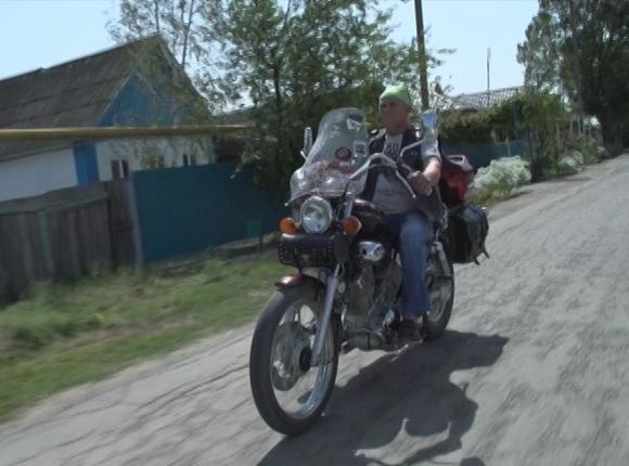 Супруги-пенсионеры из Крымского района стали байкерами