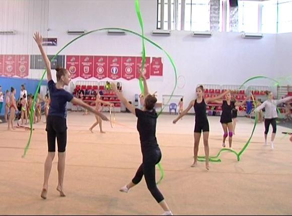 В Краснодаре проходит краевой турнир по художественной гимнастике