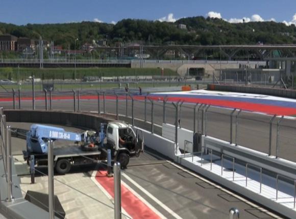В Сочи 28 сентября стартует Гран-при «Формулы-1»