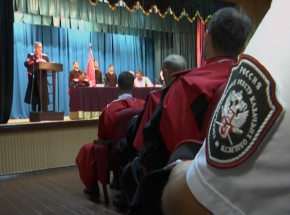 Казаки из Староминского района выбрали атамана