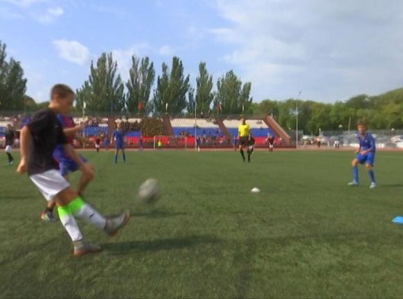 Лабинск примет этап детского футбольного турнира «Легенды Кубани»