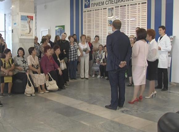 В Краснодаре стартовали экскурсии «Путь здоровья»